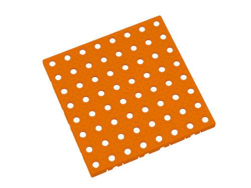 plastic floor base plate
